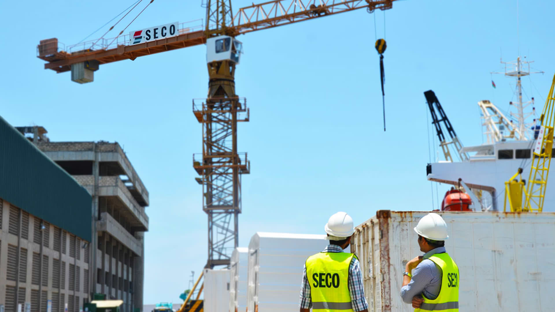 SECO-HEALTH, SAFETY & ENVIRONMENT