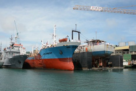 DRY DOCKING, SHIP REPAIRS & SHIPYARD SERVICES