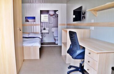 SECO WINS CONTRACT FOR THE SUPPLY OF 210 CONTAINERIZED ACCOMMODATION UNITS