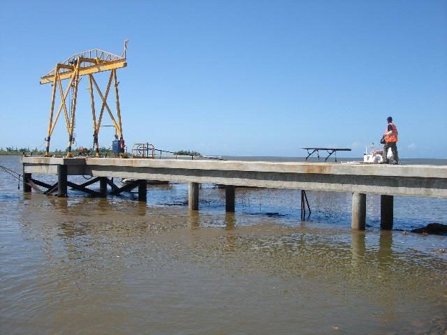 Construction & Rehabilitation of Ports, Harbors & Jetties in Kenya