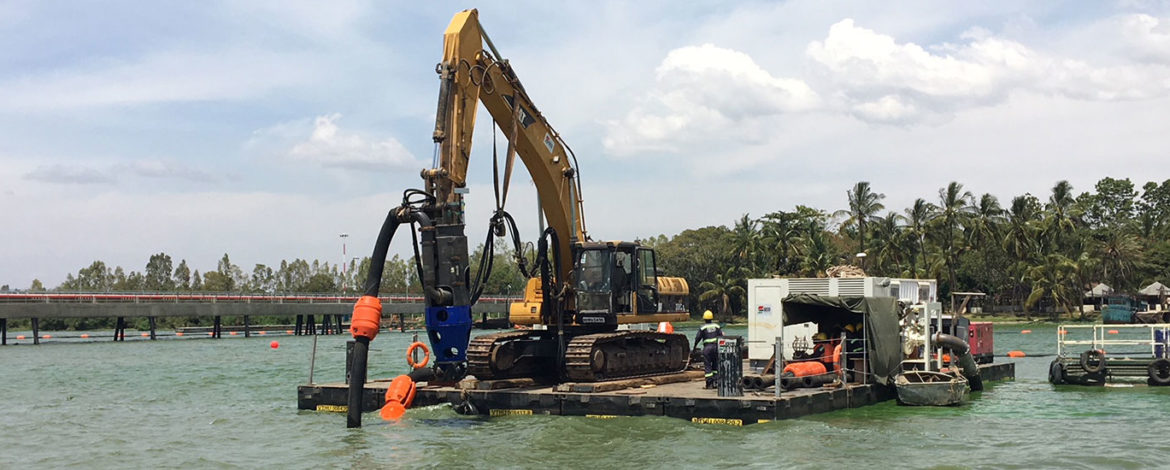 Dredging & Reclamation | Southern Engineering Co  Ltd (SECO)