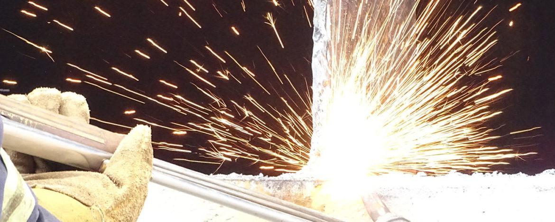 Custom Steel Fabrication in Mombasa, Kenya